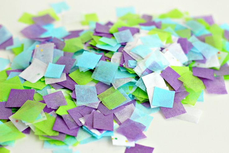 Lime & Amethyst Confetti-Little Kid Parties, Baby Shower, Wedding, Birthday, Bachelorette, Gender Reveal by ChampagneAndConfetti on Etsy
