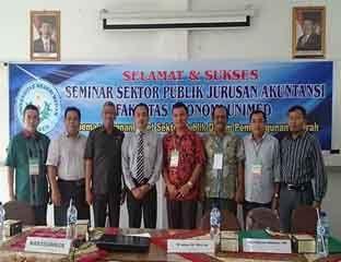 Jurusan Akuntansi FE UNIMED Gelar Seminar