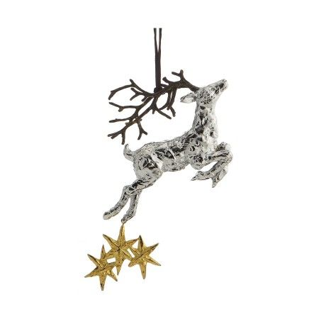 Michael Aram, Reindeer Ornament, Buy Online at LuxDeco