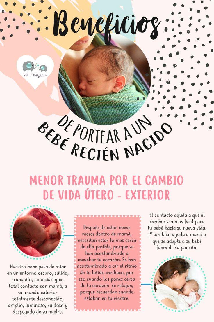 Sabes de todos los beneficios de portear a un #bebé que acaba de nacer ??? Esta semana te hablaremos de los más importantes :) <3 !!!  El #porteo en bebitos recién nacidos ayuda que el cambio de vida útero - exterior sea más fácil cerquita de mami <3 ;)  <3 Pregunta por nuestros #portabebés de la primera etapa  #LaRebozeria <3  +información vía inbox  #comparte #PorteErgonómico #mamá #BeneficiosdelPorteo #fularelástico #meitai #rebobaby #bandolera #SoyMamáRebozera