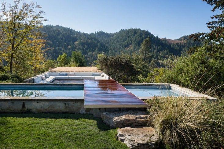 Winner of Best Hardscape Project in 2014 Gardenista Considered Design Awards, Steven Harris Architects Pool | Gardenista