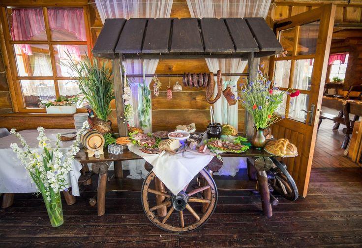 Restauracja Magnolia Rast