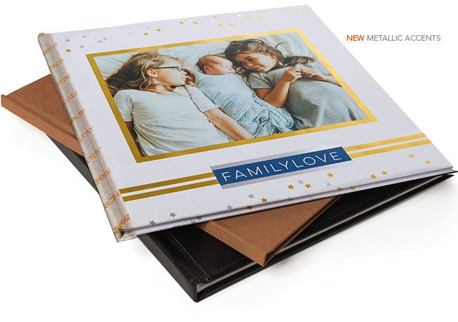 Create a Photo Book in Minutes, Simple Path for Making Personalized Photo Albums, Fast and Easy Photo Book Design | Shutterfly