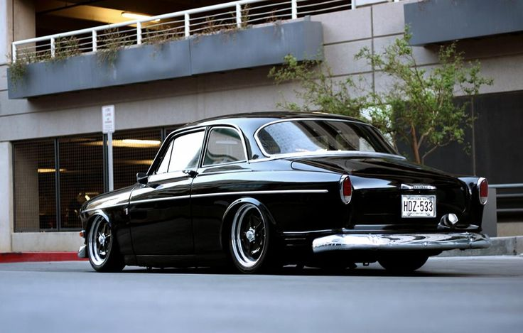 1966 Volvo 122 - StanceWorks                                                                                                                                                                                 Plus