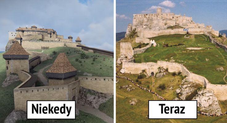Hrady a zámky Slovenska tak, ako ich nepoznáte - v staronovom šate.