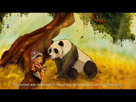 "CGI Animated Short Films HD: ""PANDA"" - (ArtFX) - YouTube"