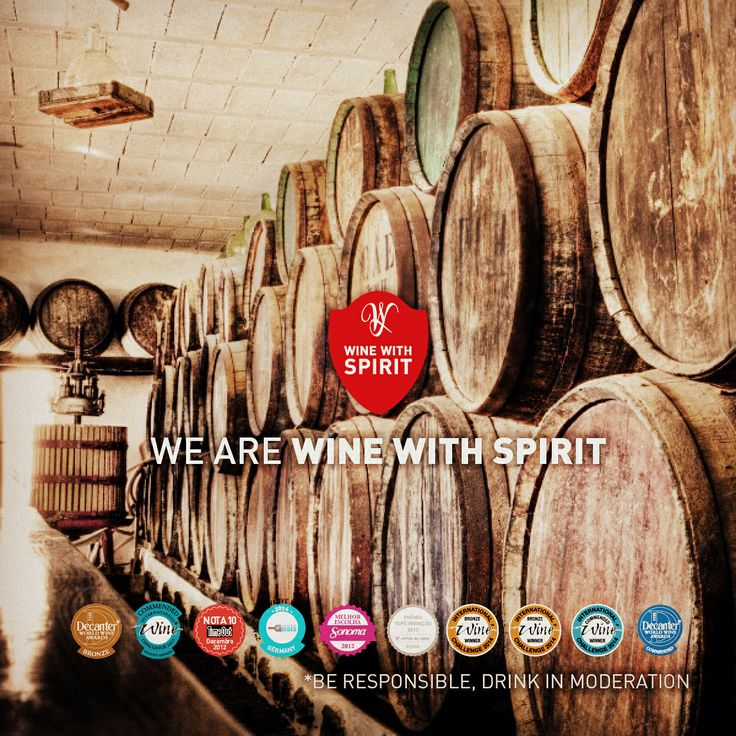 WE ARE WINE WITH SPIRIT ***** www.winewithspiri... #WineWithSpirit #vinho #wine #portugal