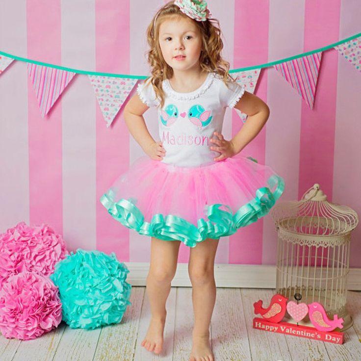 Пышные юбки для девочки 1 год