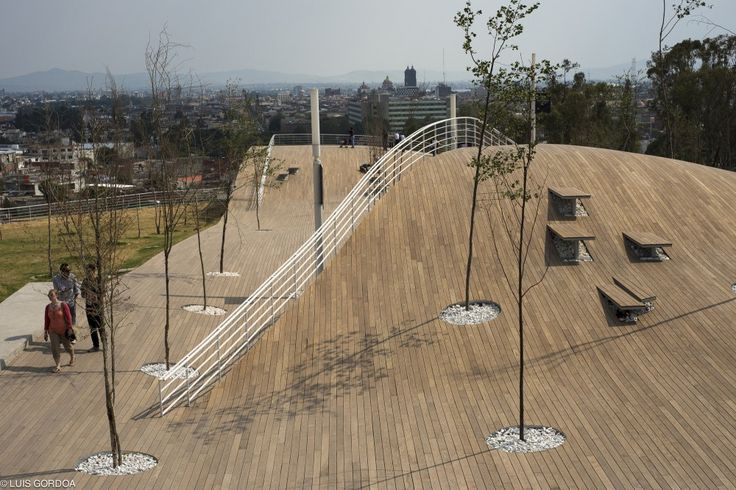 Monument for the 150th Anniversary of the Battle of Puebla - TEN Arquitectos