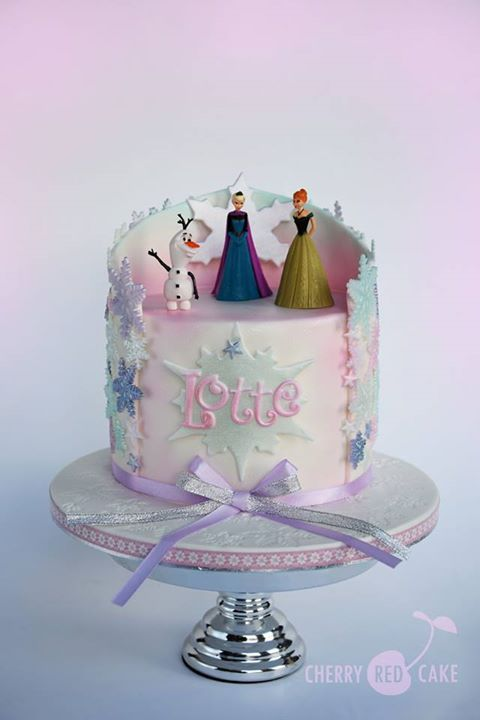 215 best images about Cakes - Frozen on Pinterest