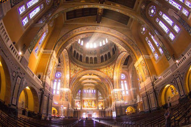 La Basilique de Lisieux Le Domaine du Martinaa: Projet Photo 365 - 12 Juillet 2013