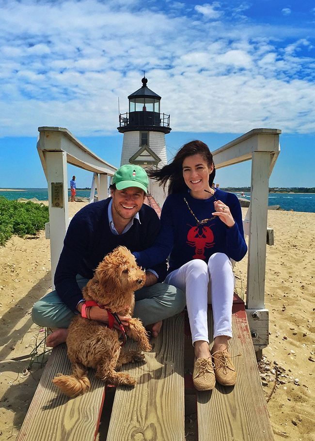 Classy Girls Wear Pearls: There Once Was A Trip To Nantucket