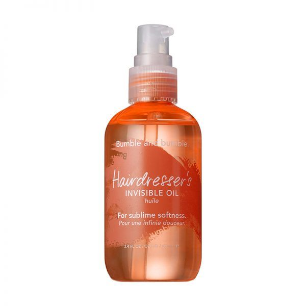 Fight Frizz - A nutrient-rich oil adds a hint of shine to freshly drystrands and helps tame frizz andflyaways.