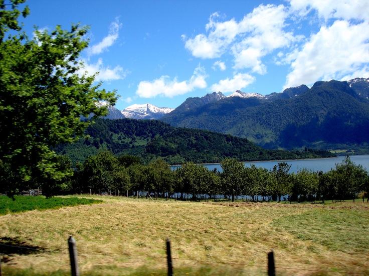 #Puelo #lake