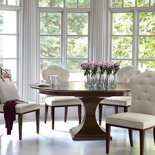Galleria Furniture Oklahoma City: Best 25+ Round Pedestal Tables Ideas On Pinterest
