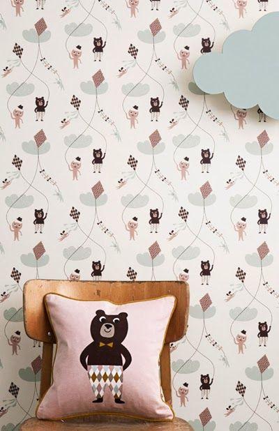 print & pattern: KIDS DESIGN - ingela for ferm LIVING
