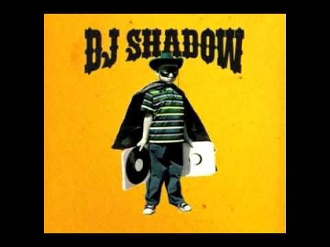 DJ shadow - Organ Donor #Music