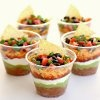 Party Perfect 7 Layer Dips | RecipeLion.com