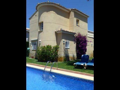 Ref.4354 Alquiler chalet en Oilva. Alquiler vacaciones Oliva, Valencia. Fotoalqui...