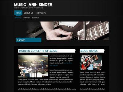 1 Minute Site - scegli la grafica del tuo sito