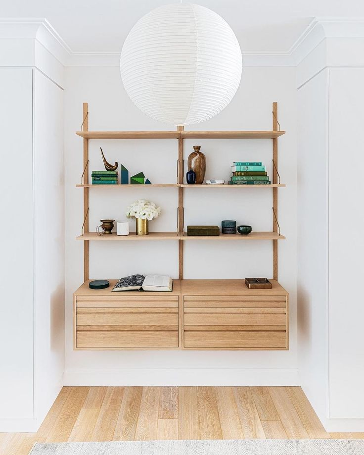 The Akari Pendant light encompasses its Japanese meaning of brightness and light, and also lightness as it hangs in the entry of this Sydney home.⠀ ⠀ Via @bellemagazineau and @homestoloveau ⠀ ⠀ Interiors by @arentpyke_inout , Photographs: @felix_forest , Story: #NickyLobo and Styling: @megan_morton⠀ ⠀ @vitra #vitra #lights #interiordesign #design #interiors #homedecor #furniture #homerenovation #spacefurniture ⠀