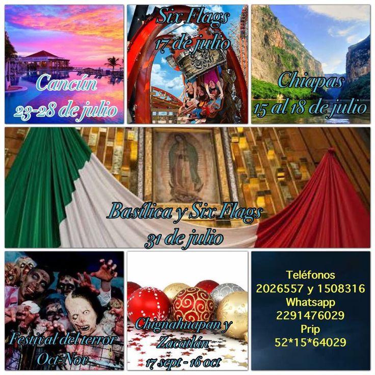 Conoce nuestros próximos #viajes y #excursiones en www.buscandoenveracruz.com