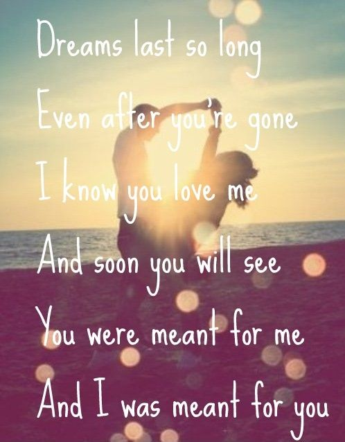 jewel you were meant for me lyrics: