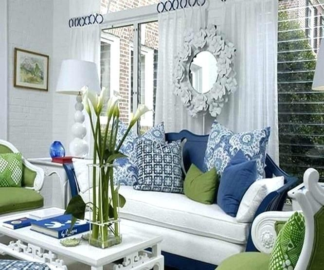 Navy And Sage Living Room Luxury Decorating With Green And