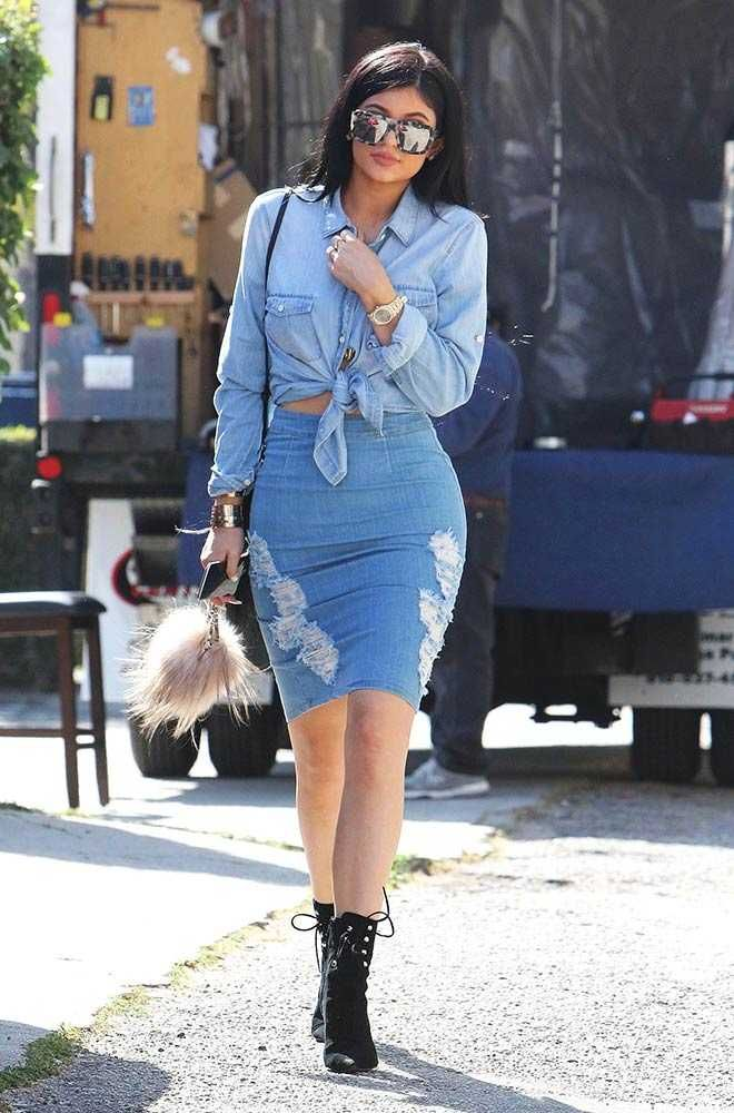 awesome The A-list Loves… Double Denim