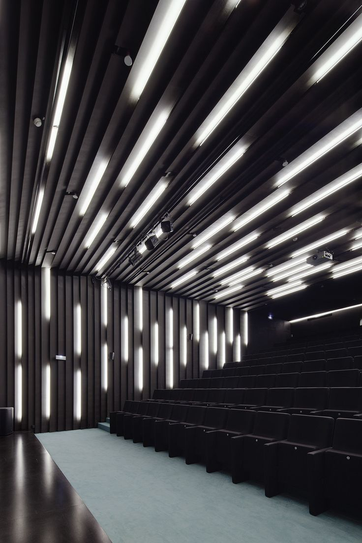 Lisbon Aquarium Extension Architecture Theatre Light