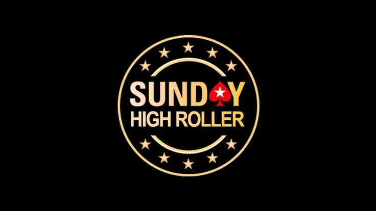 Sunday High Roller 25 October 2015: Final Table Replay - PokerStars FR