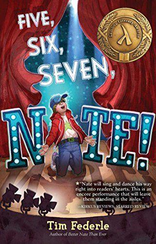 Five, Six, Seven, Nate! by Tim Federle https://www.amazon.ca/dp/1442446935/ref=cm_sw_r_pi_dp_x_LV58zbM2N240X