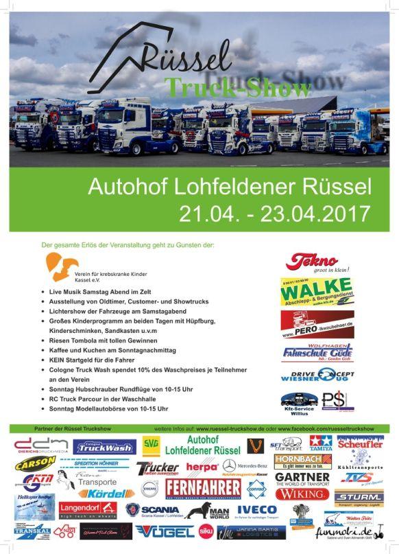 Rüssel Truck Show - Home