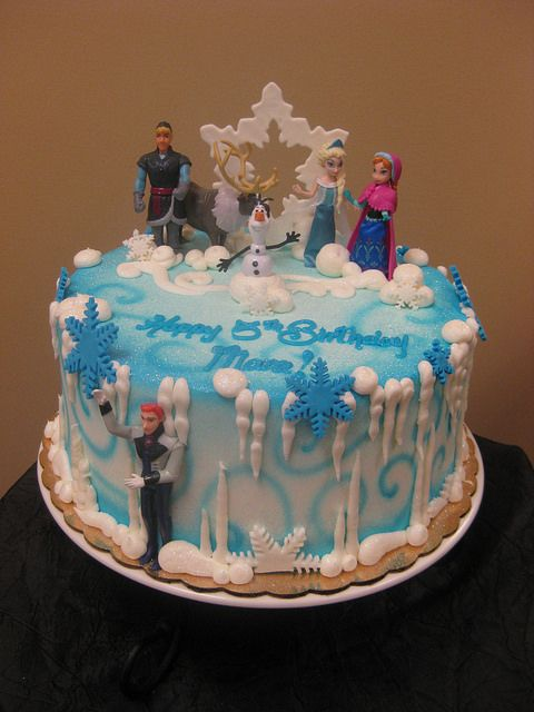 frozen birthday cake 59 best images about cakes on frosting tips 4381