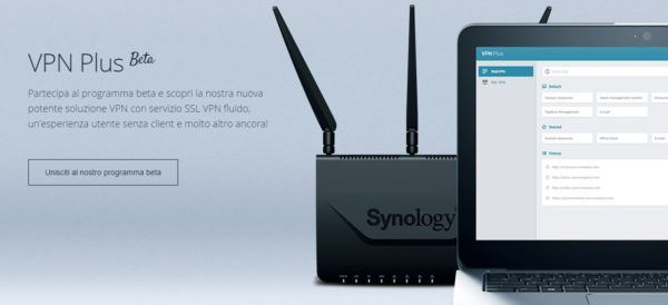 Realizzata per i router di Synology, VPN Plus fornisce un'interfaccia utente intuitiva, performance elevate, oltre ad una serie di strumenti per...