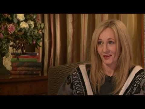 JK Rowling on her love of Hufflepuff.  well said.  That gave me I new look for Hufflepuff.