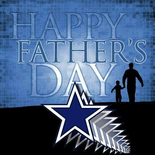 91a9b16da64 Dallas Cowboys .. Happy Father's Day