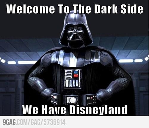 Disney's new ad...not sure if I like this change or not.