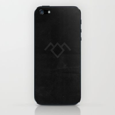 Twin Peaks no 3 iPhone & iPod Skin by OurbrokenHouse - $15.00