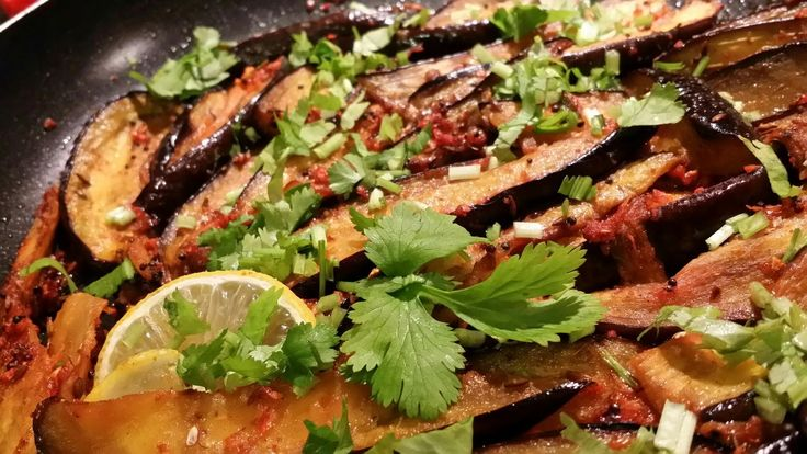 Fresh Masala Authentic Indian Cuisine: Authentic Indian Aubergine Wedges -Bipins Surti masala recipe . Devinly delicious, must have.