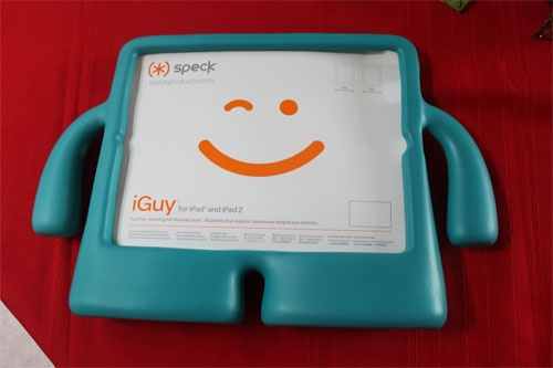 Awesome kid-friendly iPad case