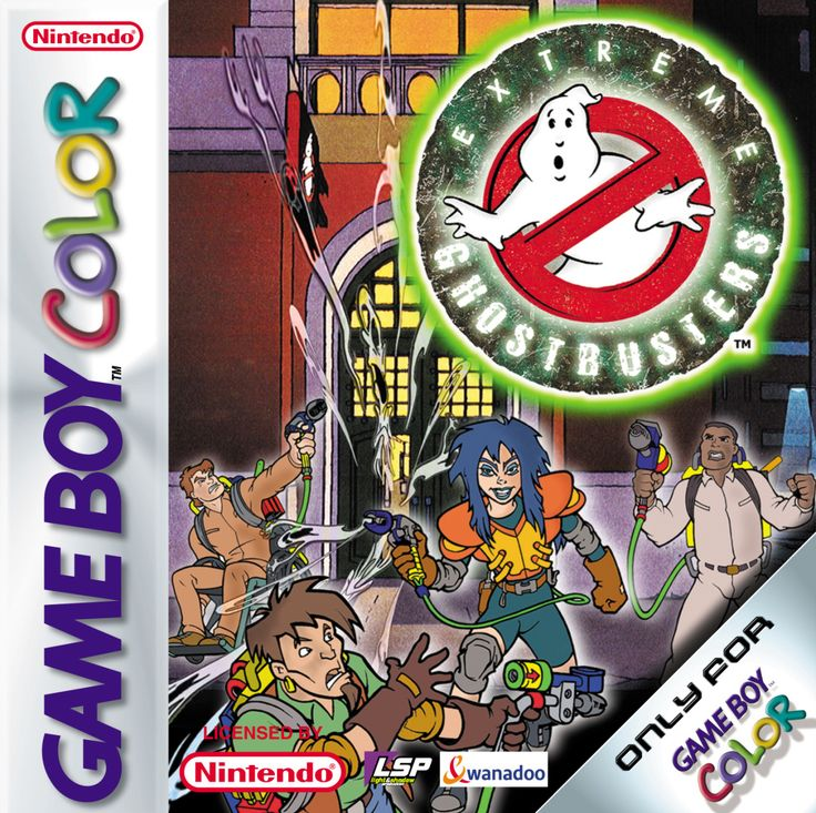 Extreme Ghostbusters (Game Boy Color) – http://www.megalextoria.com/wordpress/index.php/2017/02/07/extreme-ghostbusters-game-boy-color/