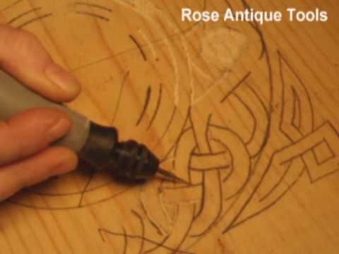 Dremel wood Engraving Cutters