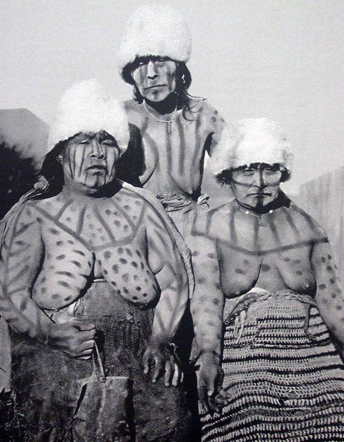 Museo Chileno de Arte Precolombino » Yámana