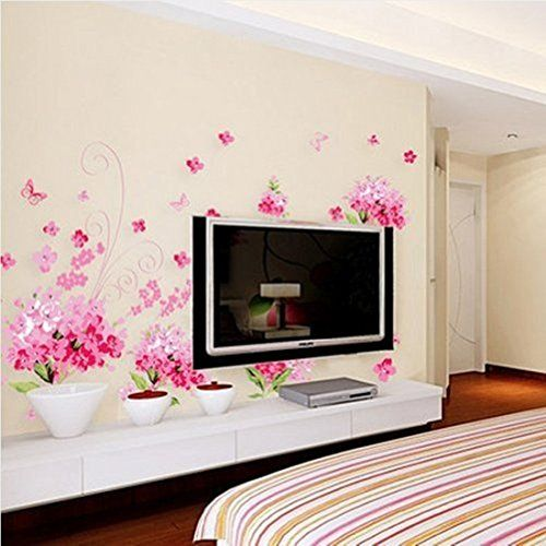 jcpenney bedroom furniture 113 best images about flower wall decals flower stickers 11918