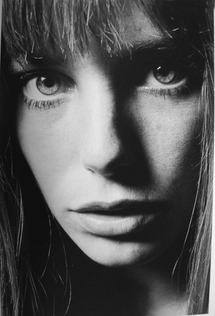 Jeanloup SIEFF :: Jane Birkin, 1968