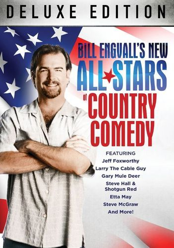 Bill Engvall's New All-Stars of Country Comedy [DVD]
