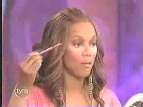 Fast Makeup Secrets by Tyra-Celebrity Makeup Looks & Tips