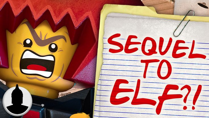 Is The LEGO Movie a Sequel to ELF?!? - The LEGO Movie Cartoon Conspiracy...