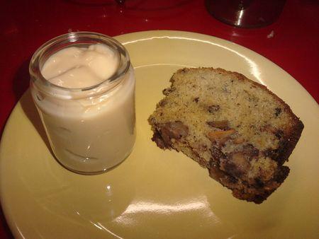 Cake aux Kakis et au Miel